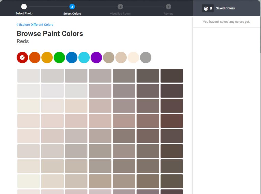 Kleur kiezen